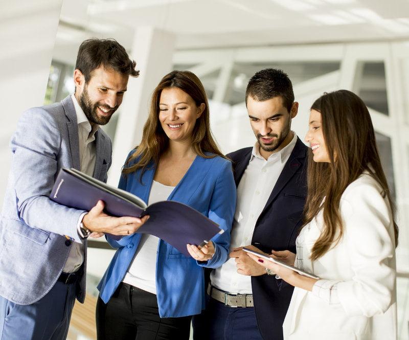 Rozwiązania zapewniające bezpieczeństwo wydruków i sprawny obieg dokumentów